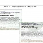 Seamine du developpement Durable ACTION 3