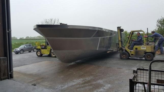 New Boat 9